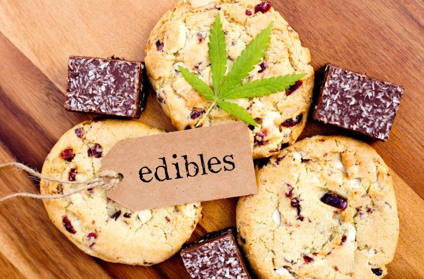 Comestíveis de cannabis: o que são e o que fazem