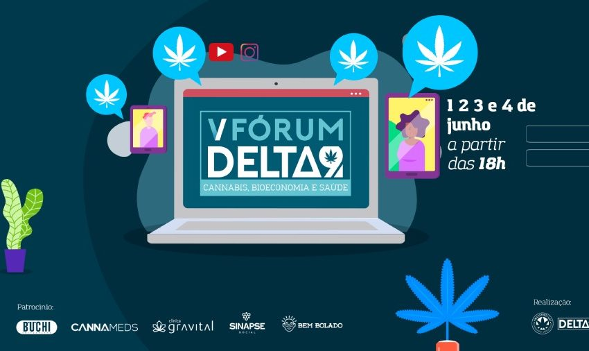 Fórum sobre cannabis medicinal será online e gratuito
