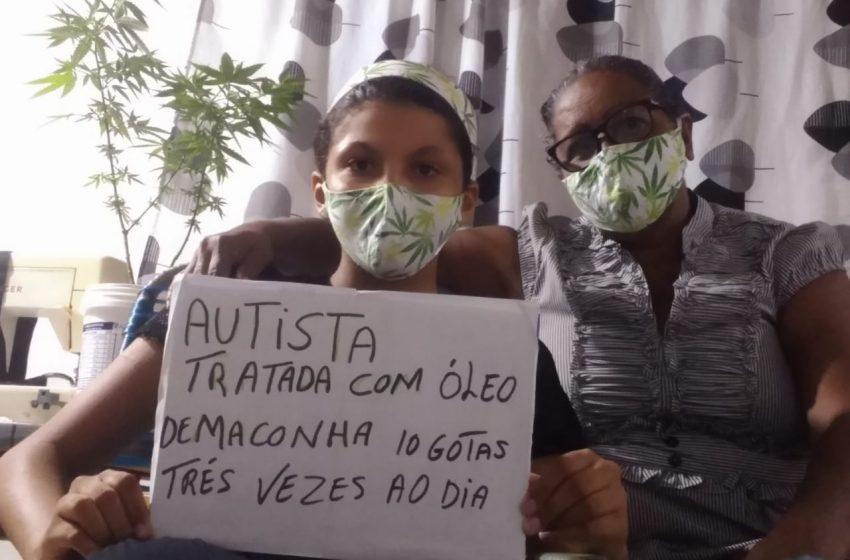 Mãe solo, negra e periférica: As dificuldades  de Rosineide em plantar maconha para sua filha autista