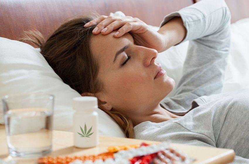 A cannabis fornece alívio para 9 entre 10 Pacientes com enxaqueca, diz estudo