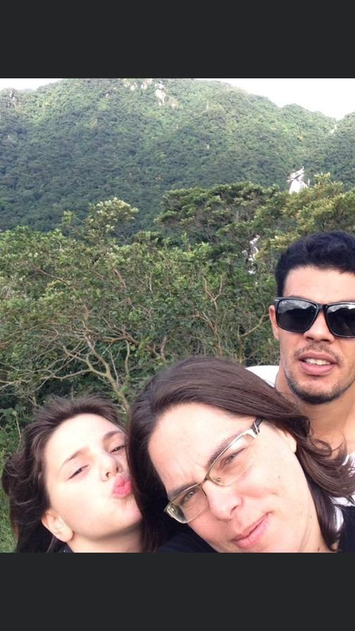 Família da Fernanda – Arquivo Pessoal