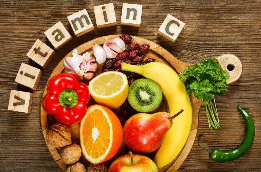Vitamina C: O que é, Ação, Benefícios, Combinações Falta e Excesso no corpo