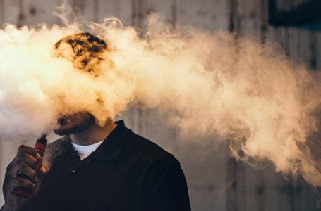 Qual a diferença entre vaporizar e fumar?