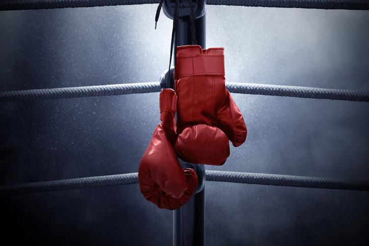 Políticas de cannabis em esportes de combate são revisadas