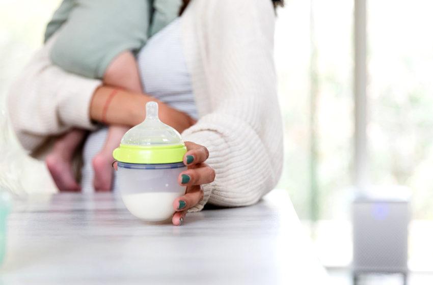 Por quanto tempo o THC pode permanecer no leite materno?