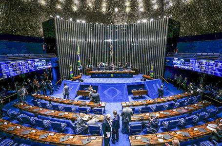 Plenário do Senado –  REUTERS/Adriano Machado