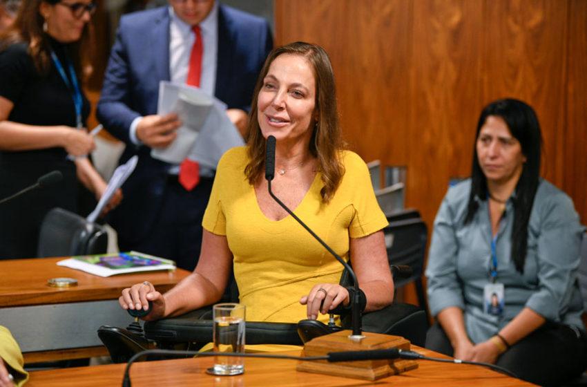 Senadora Mara Gabrilli pede anulação da patente de CBD da Prati-Donaduzzi
