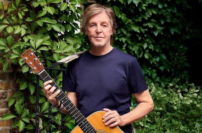 Paul McCartney revela ter uma plantação de cannabis na Inglaterra
