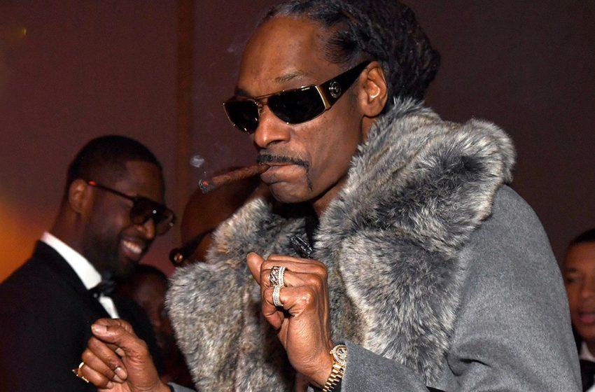 Com investimento de milhões, Snoop Dogg investe na produção de cannabis medicinal
